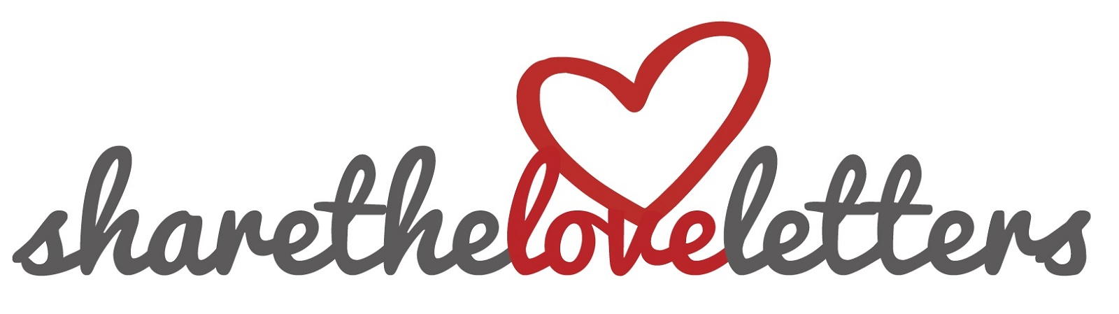 share the love banner logo